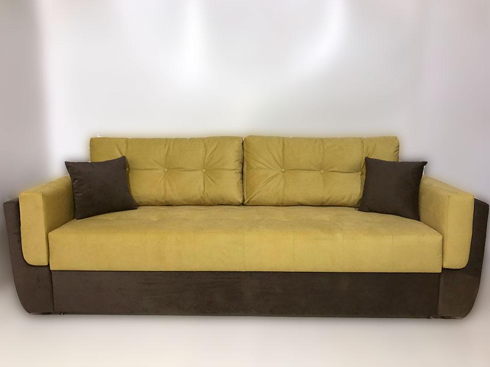 Прямой диван Чакки от фабрики Идель