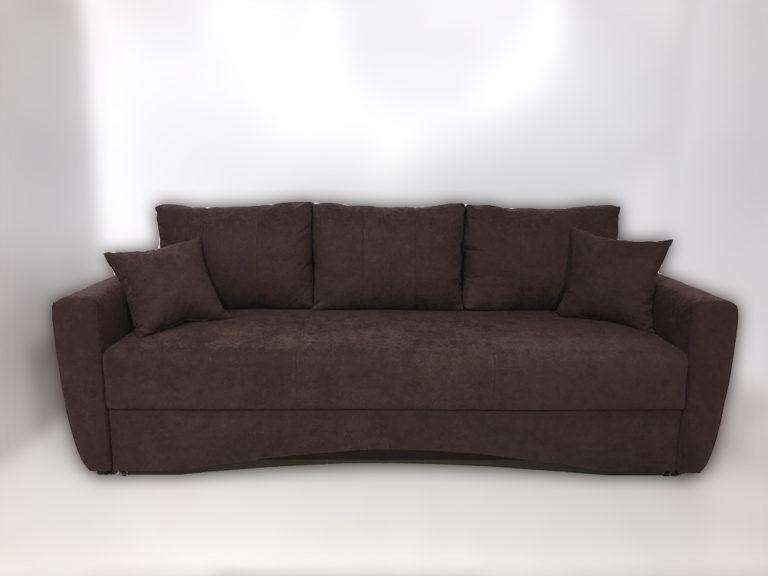 Прямой диван Атриум от фабрики Идель-4