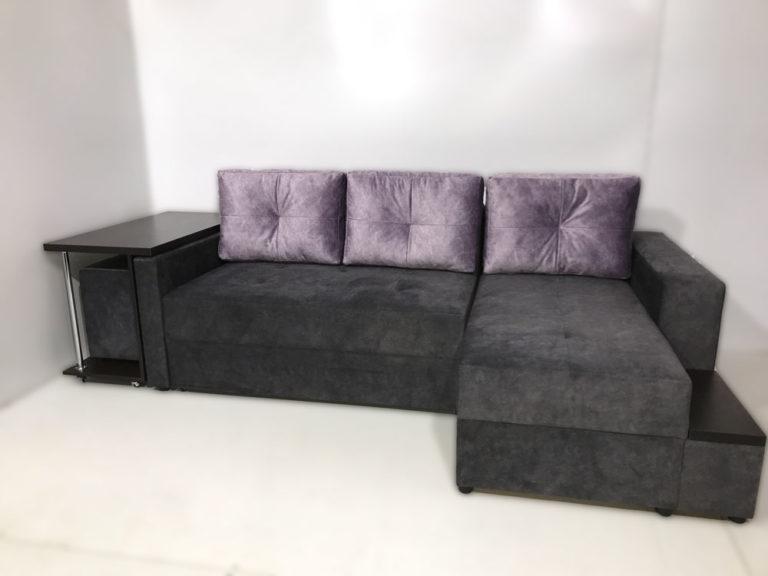 Угловой диван Уно от фабрики Идель - 4