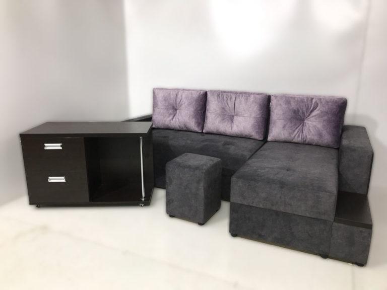 Угловой диван Уно от фабрики Идель - 2